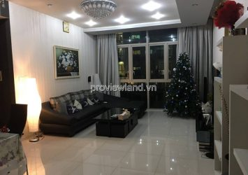 Apartment for rent The Vista 10th floor T2 tower 101sqm 2 bedrooms