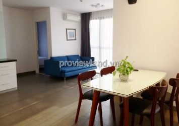 Serviced apartment for rent in Thao Dien Ward 90sqm 3 bedrooms