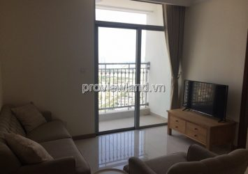 Apartment for rent Vinhomes in Binh Thanh District 104sqm 21th floor 3BRS River View