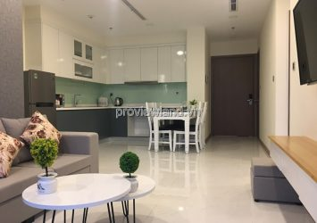 Serviced apartment for lease Vinhomes high floor P6 Tower 84sqm 2 bedrooms