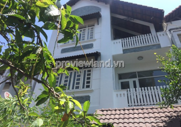 District 2 villa for sale in Song Hanh street with 1 basement 1 ground 2 floor 1 attic area 200sqm
