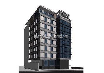 Office for lease in District 2 Nguyen Van Huong street 1 basement 7 floors