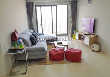 Masteri Thao Dien luxury apartment for rent high floor 102sqm 3 bedrooms