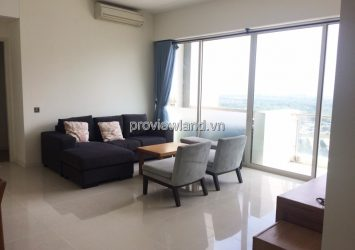 The Estella luxury apartment for rent at 17th floor 2 bedrooms park view