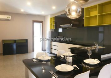 Serviced Apartment for rent District 2 in Nguyen Van Huong street 109sqm 2 BRS