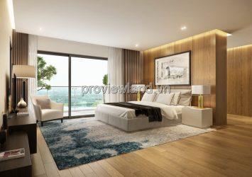 The Gateway Thao Dien penthouse apartment area 362sqm 35th floor