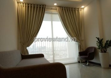 Tropic Garden apartment for rent middle floor area 88sqm 3 bedrooms full furniture
