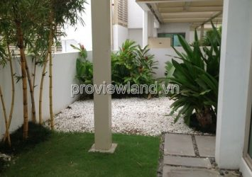Penthouse Vista for sale in District 2 at T5 tower with area 427sqm 4 bedroosm 23th floor
