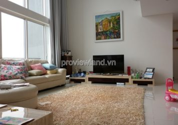 Penthouse for sale Estella 2 floors area 230sqm 3 bedrooms park and river view