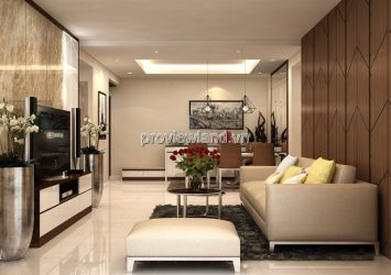 Kingston apartment for sale in Phu Nhuan district 22th floor area 83sqm 2BRS