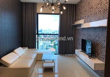 The Ascent apartment for rent area 70sqm 2 bedrooms 12th floor Block B