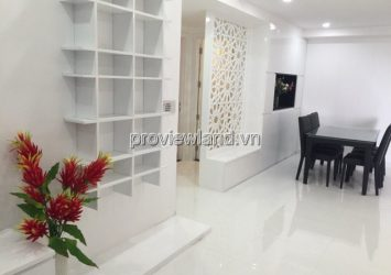 Tropic Garden apartment for rent at C2 tower 6th floor area 112sqm 3 BRS