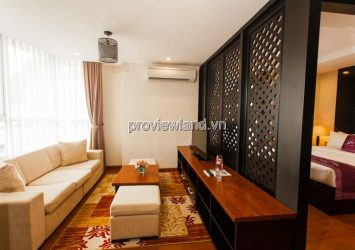 Serviced Apartment for rent in District 1 Nguyen Du Street 1 bedrooms