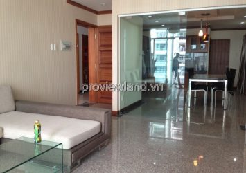 Hoang Anh Riverview apartment for rent 3 bedrooms 138sqm 10th floor
