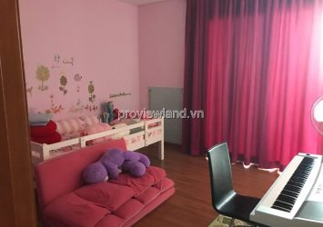 3 bedroom apartment for rent in Xi Riverview Palace with area 200sqm