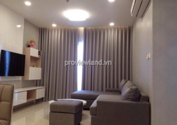 Sunrise City luxury area apartment for rent high floor area 120sqm 3 bedrooms