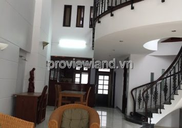 Thao Dien villa for sale located Quoc Huong street 3 floors 174sqm 3 bedrooms