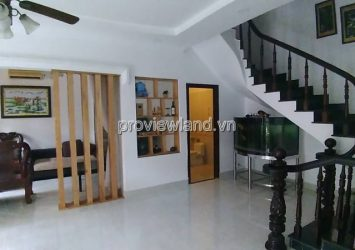 House for sale in District 2 front of the street has 110sqm 3 floor 1 roof