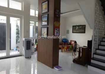 Selling house district 2 at Tran Nao Street 3 floors 1 roof with area 219sqm