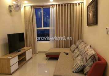 Apartment for rent in Orchard Garden high floor area 73sqm 2 bedrooms