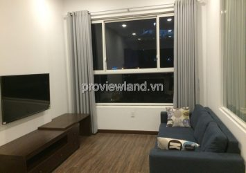 Orchard Garden apartment for rent 8th floor has area 73sqm 2 bedrooms