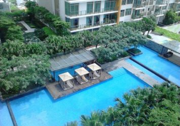 Penthosue The Vista apartment for sale area 426sqm T5 Tower 23th floor