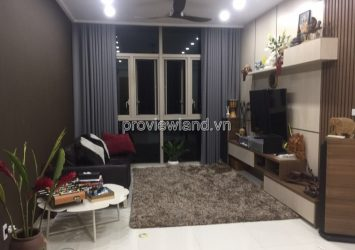 Selling apartment District 2 at The Vista Project 8th floor T4 tower 102sqm 2brs