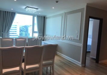Apartment for rent in Léman Luxury Apartment with 2 bedrooms full furniture