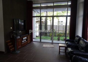 Villa for rent in Riviera Cove 1 ground 2 floors 420sqm 5brs full furniture