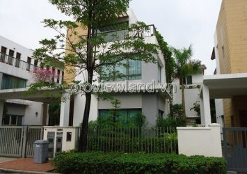 Villa for sale at Tran Nao Compound 1 ground 2 floors area 10x30sqm 5brs