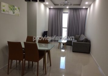 Apartment for sale in The Ascent low floor has area 70sqm 2 bedrooms fully furnished