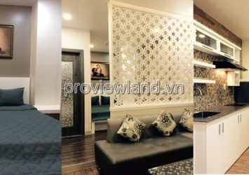 Serviced Apartment for rent in Phu Nhuan District 1 bedroom Hoang Dieu street
