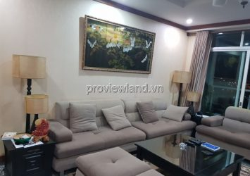 Hoang Anh Riverview apartment for rent at 24th floor area 178sqm 4 bedrooms