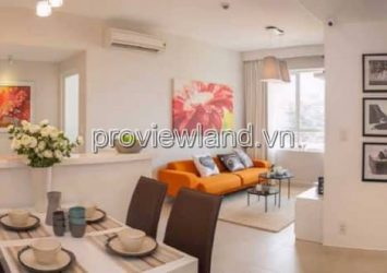 Selling Masteri Thao Dien apartment at T2 Tower area 140sqm has garden