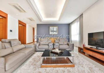 Apartment for sale 3 bedrooms in Xi Riverview with area 201sqm2 20th floor