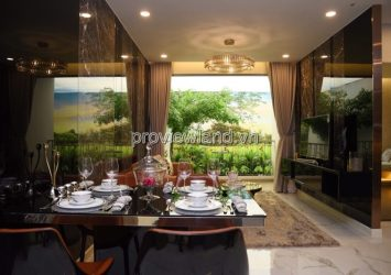Flat for sale in Gem Riverside with 2 bedrooms furnished 72sqm