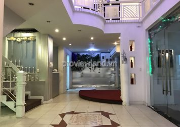 Beautiful villa for sale at Ly Chinh Thang street District 3 area 500sqm 8 bedrooms