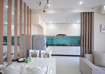 Apartment for rent 02 bedrooms in Sunrise City project with area 76sqm