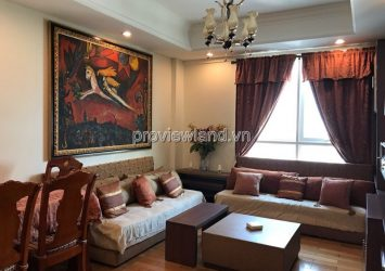 The Manor's apartment with 01 bedrooms for sale  61sqm and full funiture