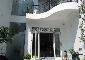 Villa for rent at 43 street Thao Dien ward with area 300sqm 3 brs