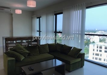 Apartment 2 bedrooms for rent at The Ascent project with area 99sqm