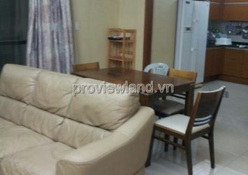 Apartment with 3 bedrooms have full furiture area 120sqm in Cantavil An Phu
