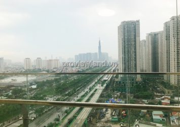 Gateway Thao Dien apartment with 2 bedrooms for lease 95sqm