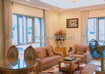 Saigon Pavillon Apartment for sale in District 3 area 97sqm 3 bedrooms full furniture