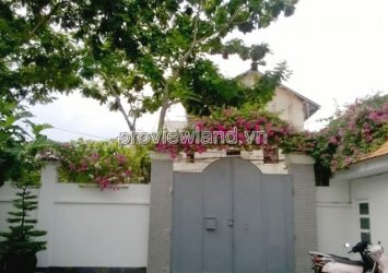 House for sale in Le Van Mien street Thao Dien area 150sqm 4 bedrooms