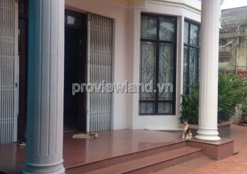 Selling townhouse in front of Nguyen Dang Giai street District 2 112sqm 5 brs