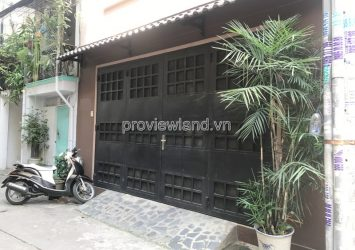 House for sale in Phu Nhuan District front of Nguyen Kiem street area 357.8sqm