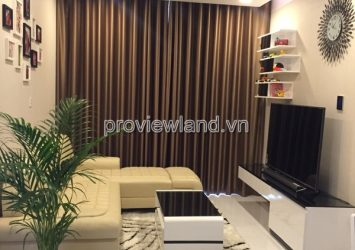 Apartment for rent in Vinhomes Central Park 2 brs 82sqm nice river