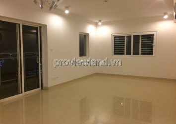 Apartment with 3 bedrooms has basic furiture area 153sqm in River Garden