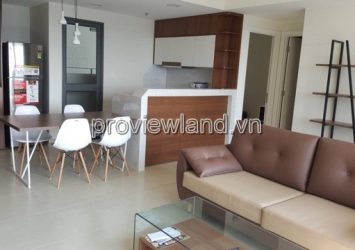 Renting in Masteri Thao Dien with 03 bedrooms full furniture 91sqm river view